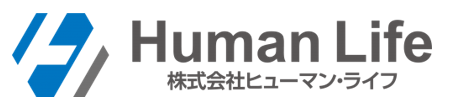 Human Life Logo - White